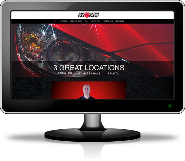 Website Design by The Agency At ICS