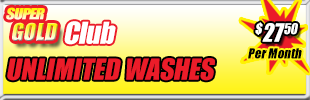 Super Suds Car Wash Club Membership