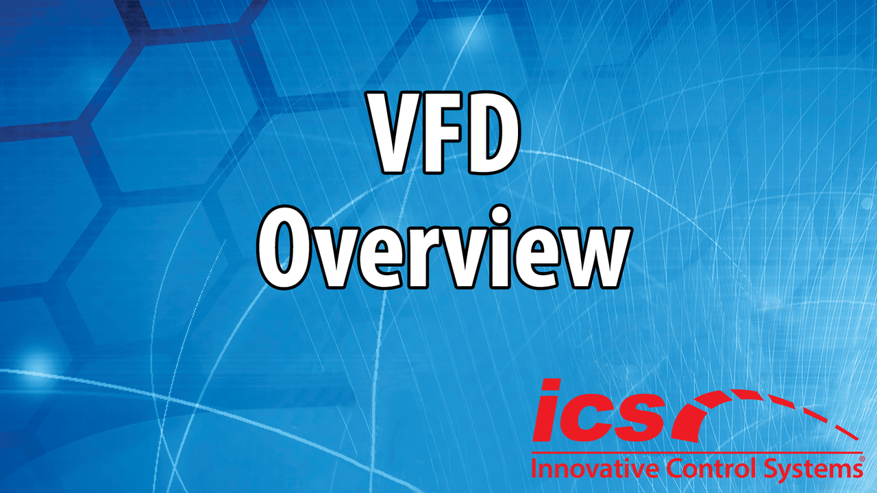 Advanced Equipment Control: VFD Overview