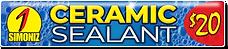 CARisma Wash, Ceramic Sealant $20