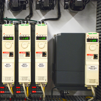 Variable Frequency Drive Panel (VFD)