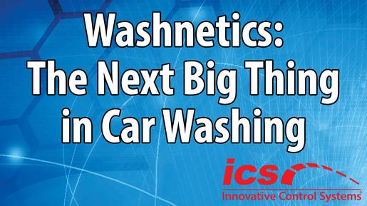 Washnetics: The Next Big Thing in Car Washing