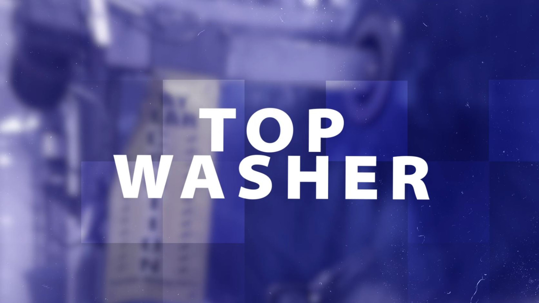 Top Washer