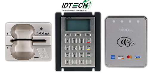 ID TECH readers, Unattended EMV Payment Solution, Innovative Control Systems (ICS)., icscarwashsystems.com