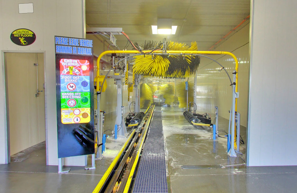 Super Suds Car Wash in North Platte Nebraska