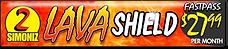CARisma Wash, Wash Club Fast Pass, Lava Shield $27.99