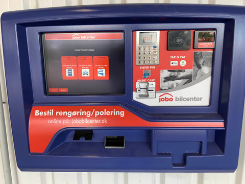 Auto Sentry CPT (Central Payment Terminal)