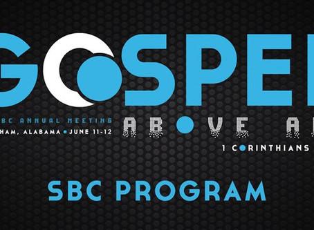 Proud to be SBC