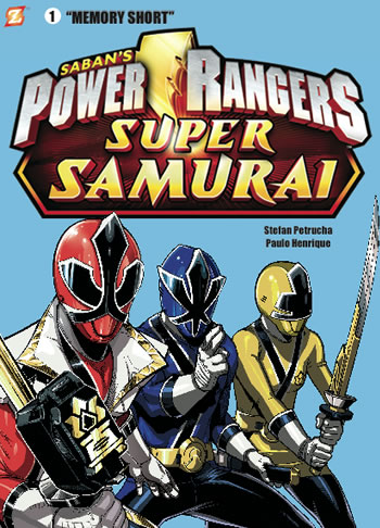 Power Rangers Super Samurai Vol. 1