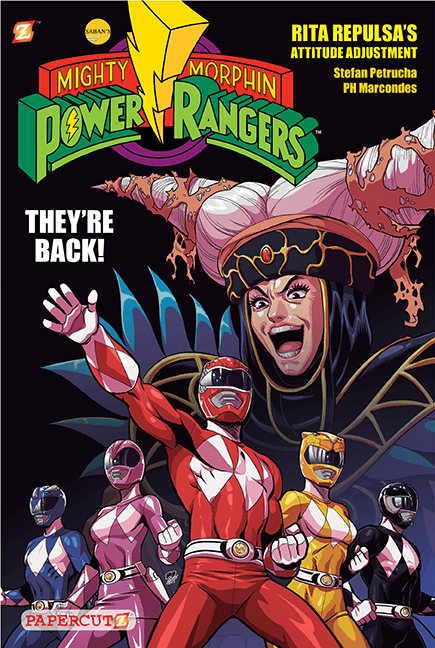 Power Rangers Mighty Morphin Vol. 1