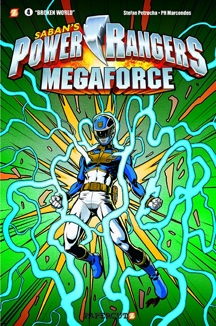 Power Rangers Mega Force Vol. 4