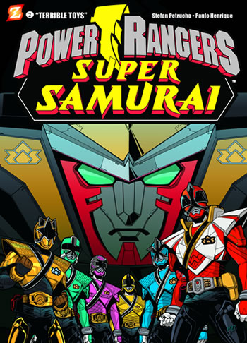 Power Rangers Super Samurai Vol. 2