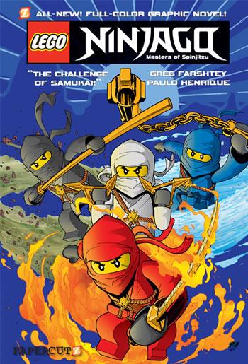 Lego Ninja Go Vol. 1