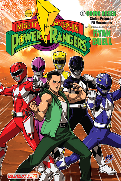 Power Rangers Mighty Morphin Vol. 2