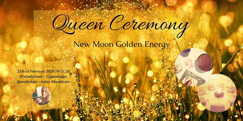Queen Ceremony