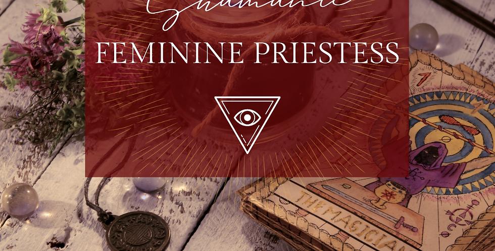 SHAMANIC PRIESTESS