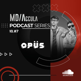 MDAccula Podcast Series Vol #7 - Opus