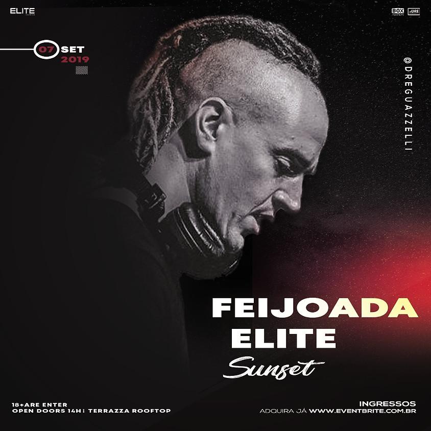 07/09 - Feijoada Elite com Dre Guazzelli