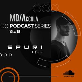 MDAccula Podcast Series Vol #18 - Spuri