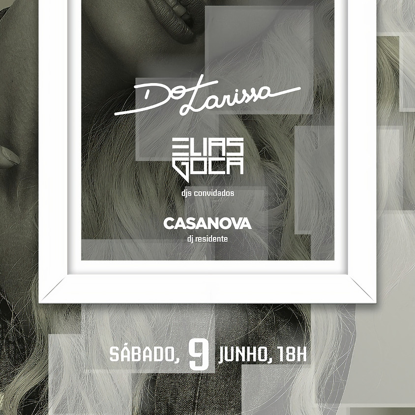 09/06 - Galleria Bar -  Dot Larissa, Elias Goca e dj Casanova
