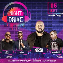 🚘 Night Drive | 05/09 | 22h - 04h