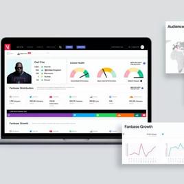 Nova ferramenta permite analisar a popularidade online de artistas da música