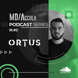 MDAccula Podcast Series Vol #2 - Ortus DJ