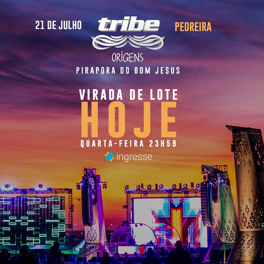21/07 - Tribe - Origens