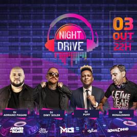 🚘 Night Drive | 03/10 | 22h - 04h