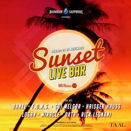 ☀️ Sunset Live Bar 6ª Edição | 21/11 | 16h