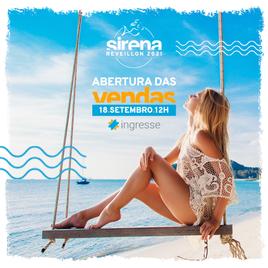 Réveillon Sirena 2021 - Vendas Iniciadas (18/09 às 12:00h)