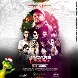 🐊 Jacaré Christmas | 25/12 | 02h