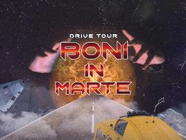 BONI IN MARTE: EVENTO DRIVE-IN REÚNE NOMES DA MÚSICA ELETRÔNICA EM SÃO PAULO