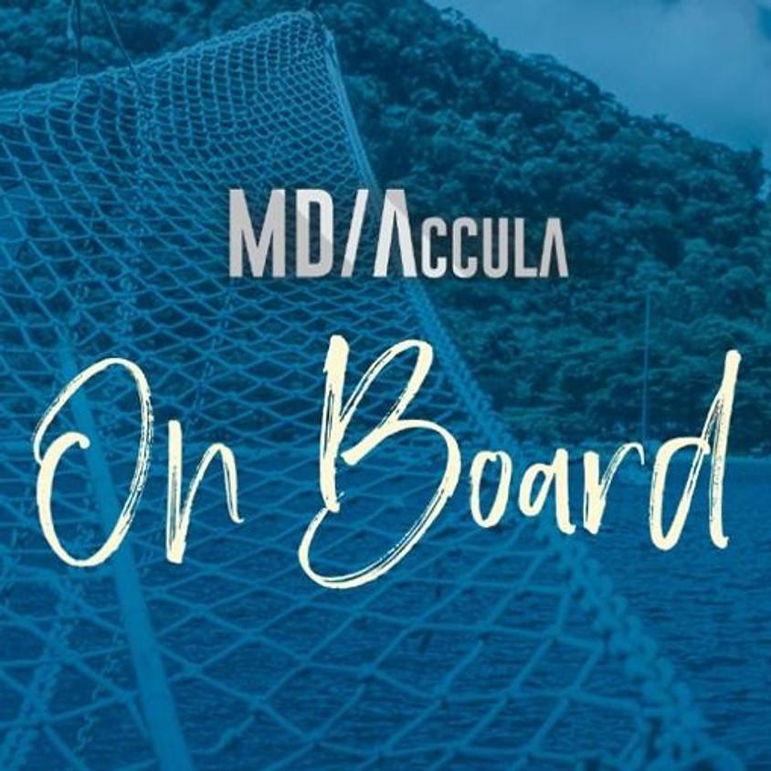 MDAccula OnBoard 3ª Edição apres. | 09h - 18h