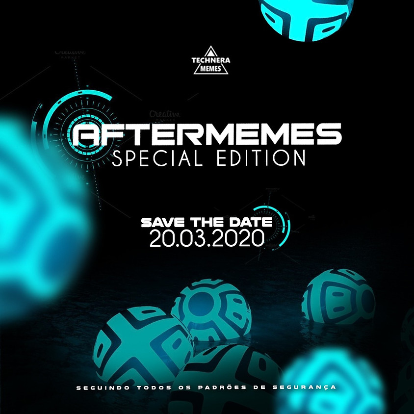 26/06   Lista Social Unissex - AfterMemes Special Edition
