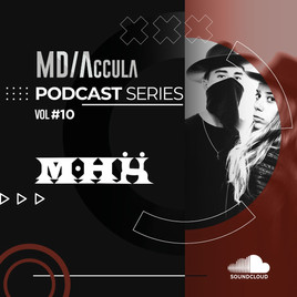 MDAccula Podcast Series Vol #10 - M.Hu