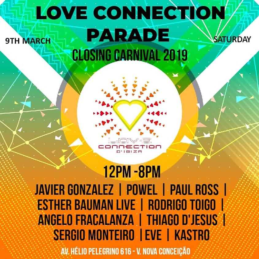 09/03 - BackStage - Love Connection Parade - Ibiza Tour