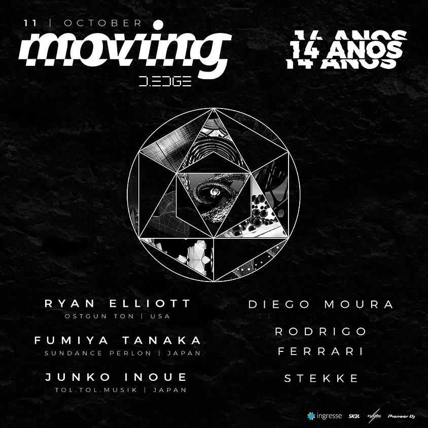 11/10 - D.EDGE   Moving presents: 14 anos com Ryan Elliott