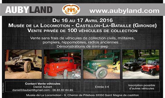 Vente privée 100 véhicules collection civils militaires pompiers hippomobiles radios