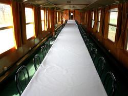 "Voiture style ""Orient Express"""