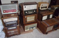radios anciennes