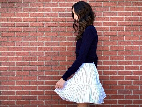 Transition Your Summer Wardrobe into Fall