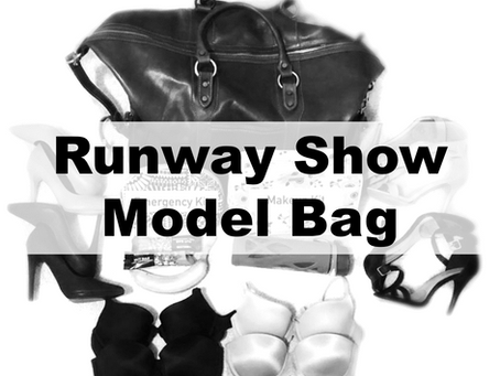 Runway Model Bag