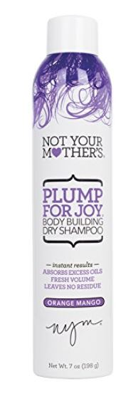 Not Your Mother's Dry Shampoo