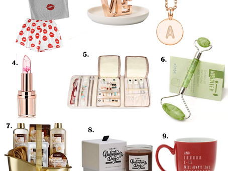 Valentine's Day Gifts for Your Girls (or yourself!)