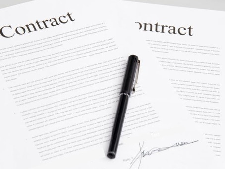 Types of Modeling Agency Contracts