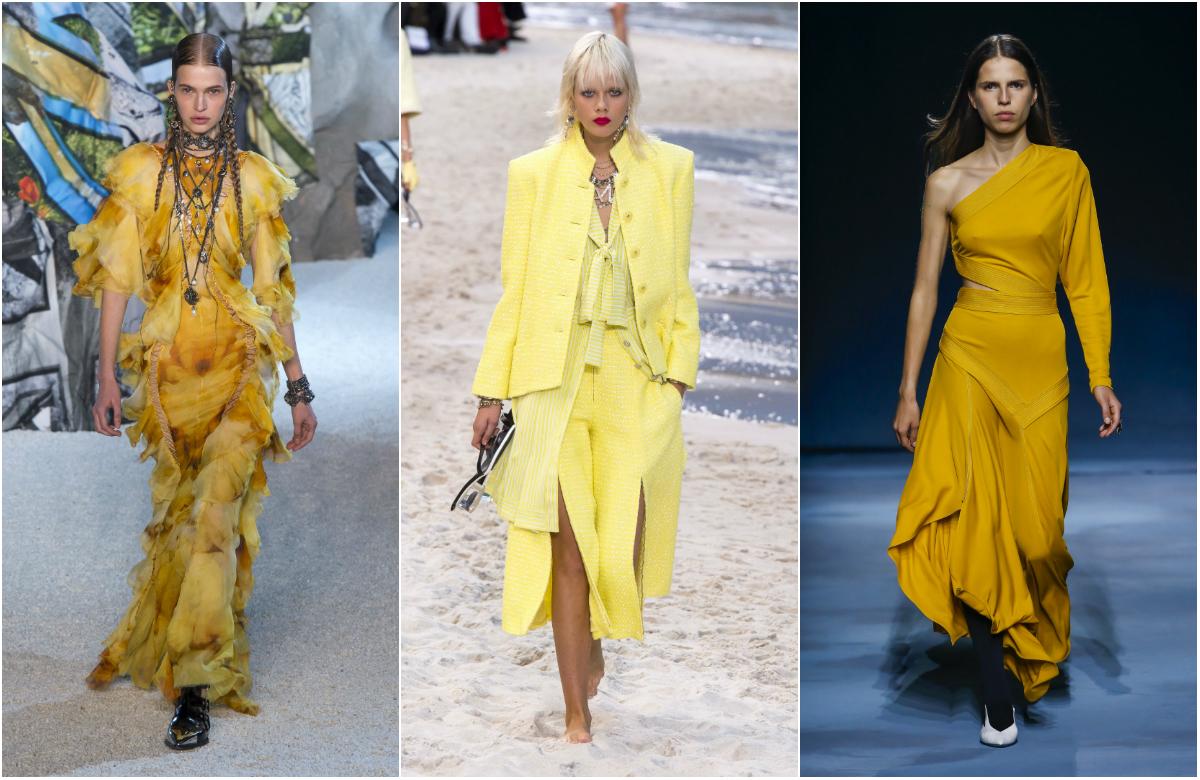 Alexander McQueen, Chanel, Givenchy