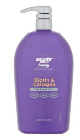 Equate Biotin & Collagen Sham.