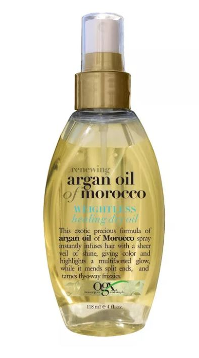 OGX Moroccan Argan Healing Oil