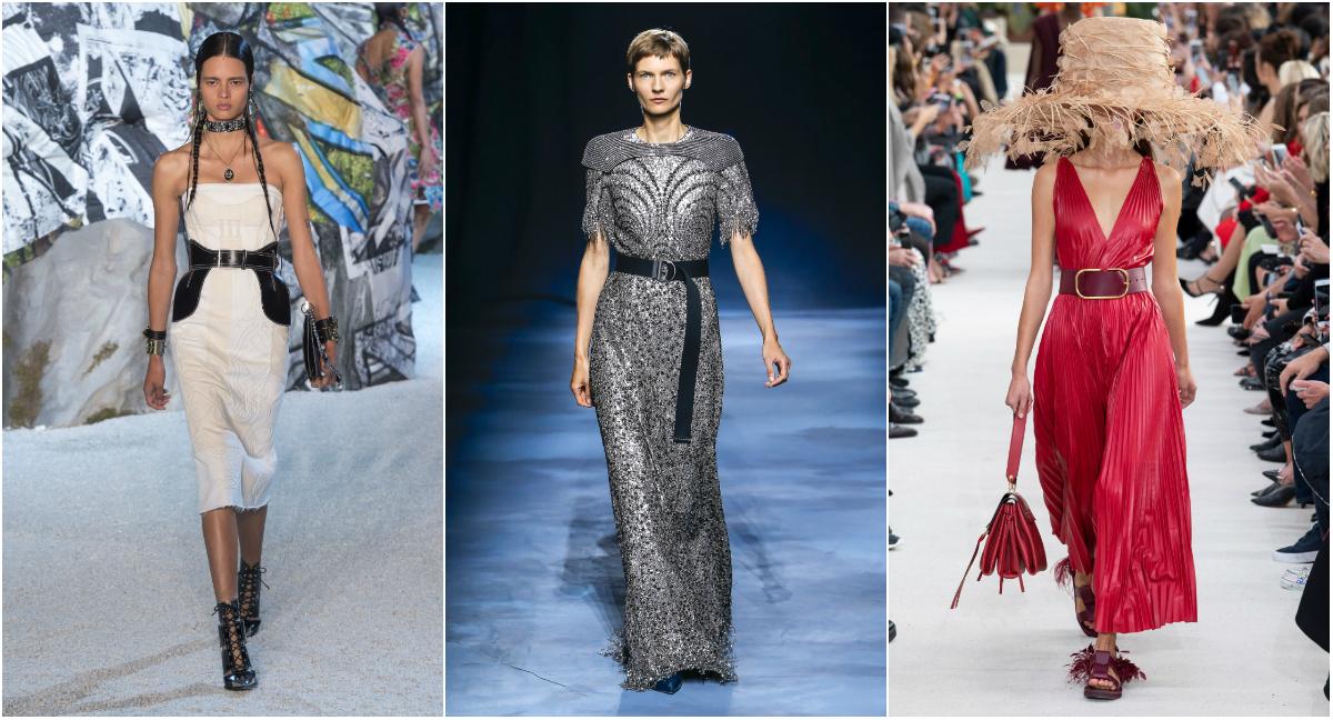 Alexander McQueen, Givenchy, Valentino